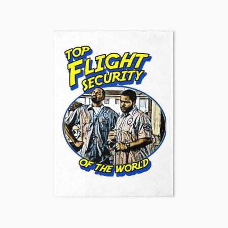 Top Flight Security of the world Art Board Print