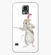 Narnia Reepicheep, the bravest of mice Case/Skin for Samsung Galaxy