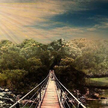 LION Valley  by Nandika-Dutt