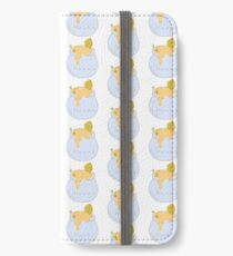 Honey iPhone Wallet/Case/Skin