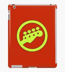 Cool Bass 4 Keys iPad Case/Skin