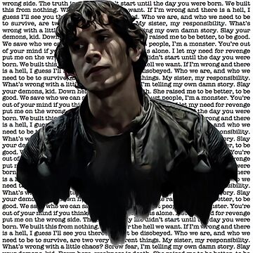Bellamy Blake Quotes by MorleyCharity