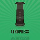 AeroPress by Christopher Wardle-Cousins