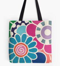 Five Blooms Tote Bag