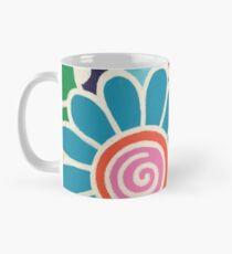 Five Blooms Mug