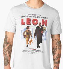 LEON the professional vintage Men's Premium T-Shirt