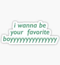 Best Friend by Rex Orange County Sticker