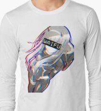 Zero Two Waifu Long Sleeve T-Shirt