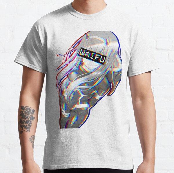 Zero Two Waifu Classic T-Shirt