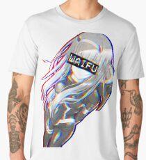 Camiseta premium para hombre Zero Two Waifu