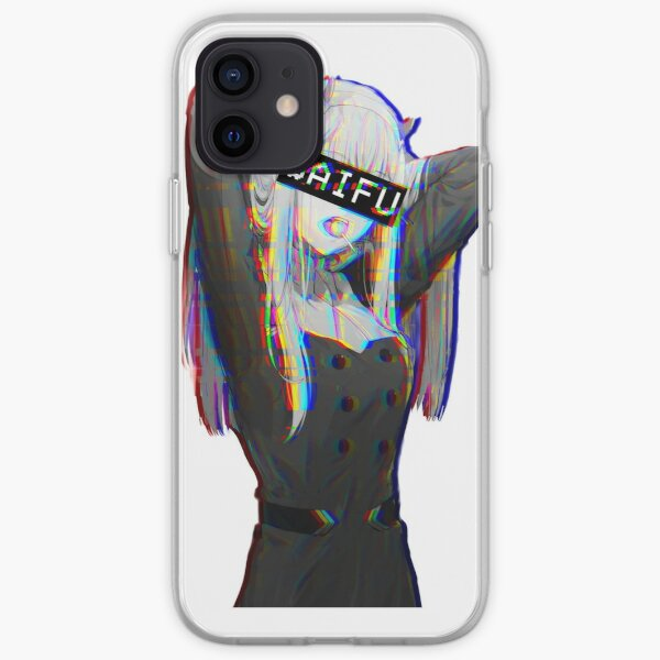 Zero Two Waifu iPhone Soft Case