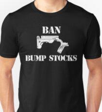 Ban Bump Stocks Gun Control Shirt Unisex T-Shirt