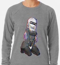 Null Zwei Waifu Leichter Pullover