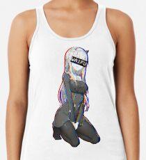 Camiseta de tirantes para mujer Zero Two Waifu