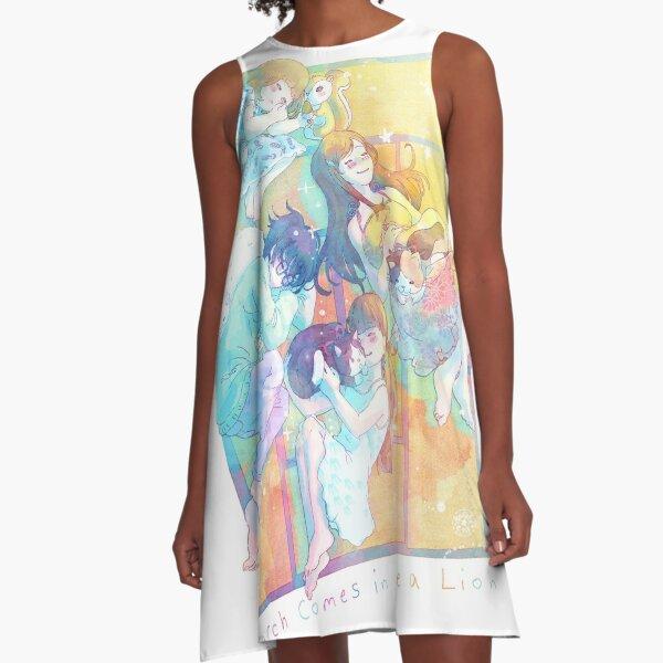 Sangatsu no Lion - Nap in spring A-Line Dress