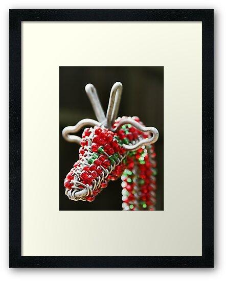 Giraffe by Jeanne Horak-Druiff