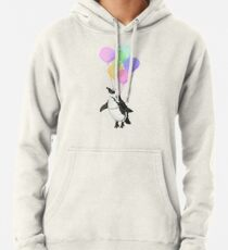 I can believe I can fly Pullover Hoodie