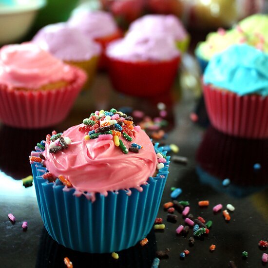 Can You Sprinkle My Cupcake by kcee