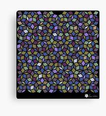 Penrose Tiling Canvas Print
