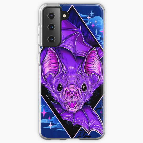Bat Wings Samsung Galaxy Soft Case