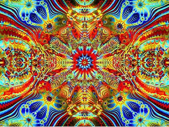 1c7683d8d4 Cosmic Creatrip2 - Psychedelic trippy visuals
