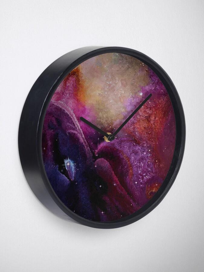 Alternate view of Orion's Nebula Clock
