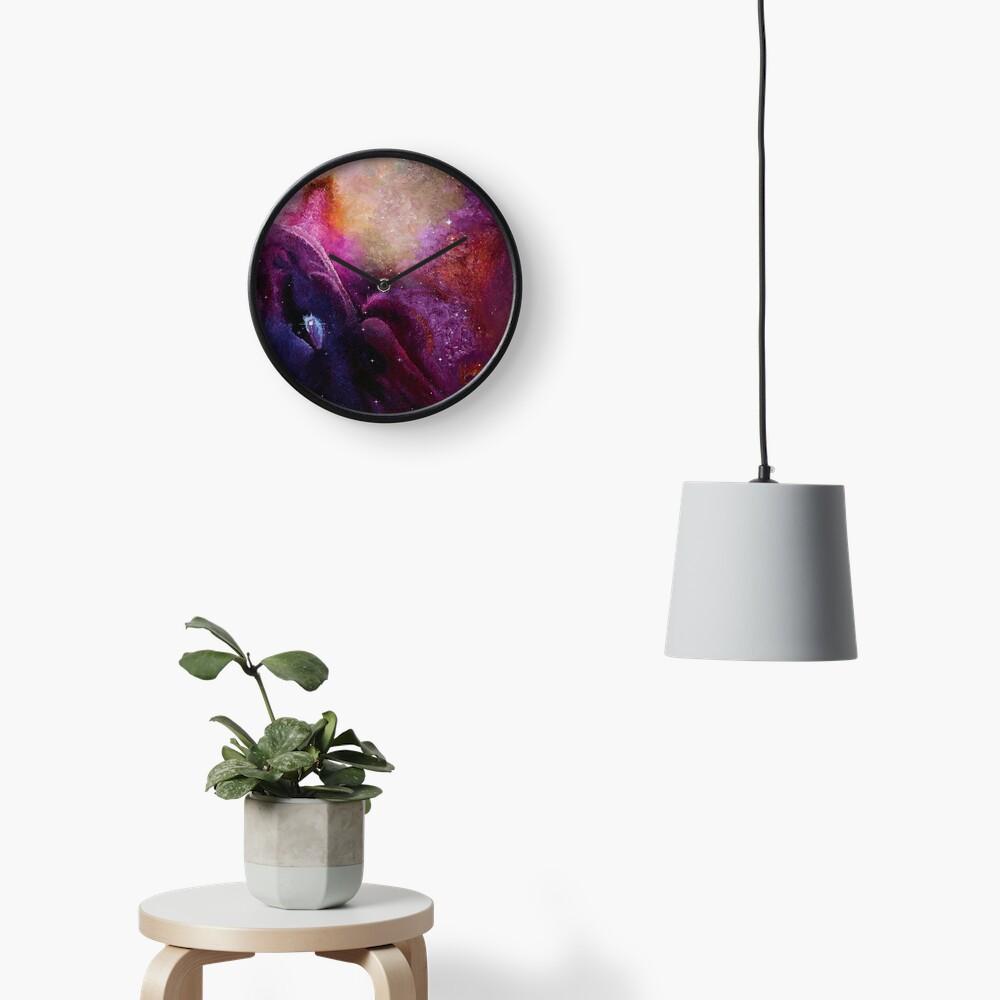 Orion's Nebula Clock