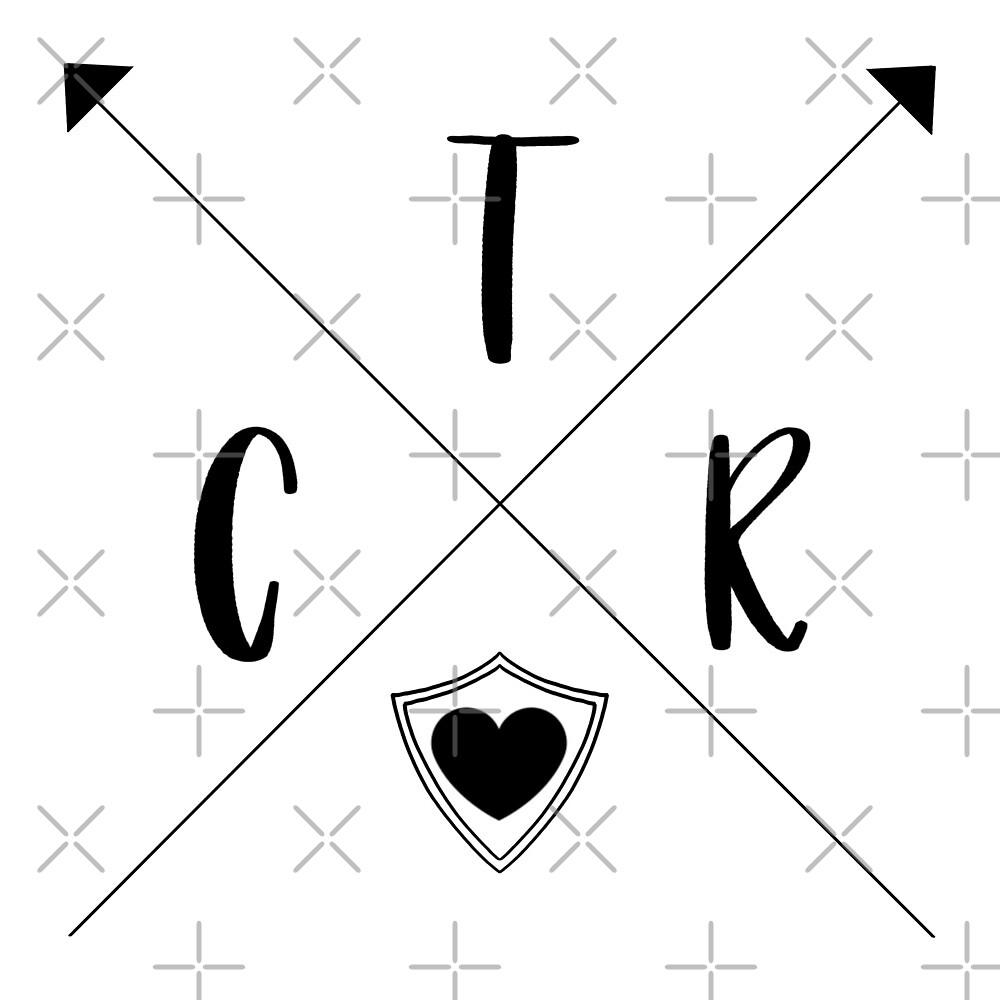 CTR Arrows by Myda Muckala