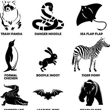Animals diccionary  by Ultraleanbody