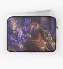 A Clouded Future Laptop Sleeve