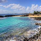 Playa Los Charcos by Tom Gomez