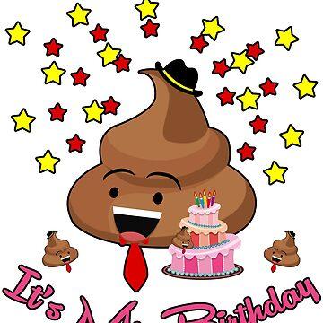 I's my birthday by Ultraleanbody