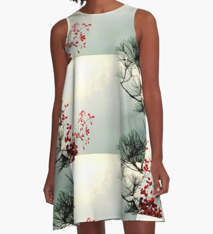 Last Chance A-Line Dress