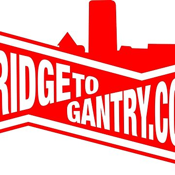 BTG Go Faster Red by BridgeToGantry