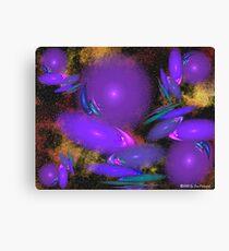 Stellar Apophysis Canvas Print