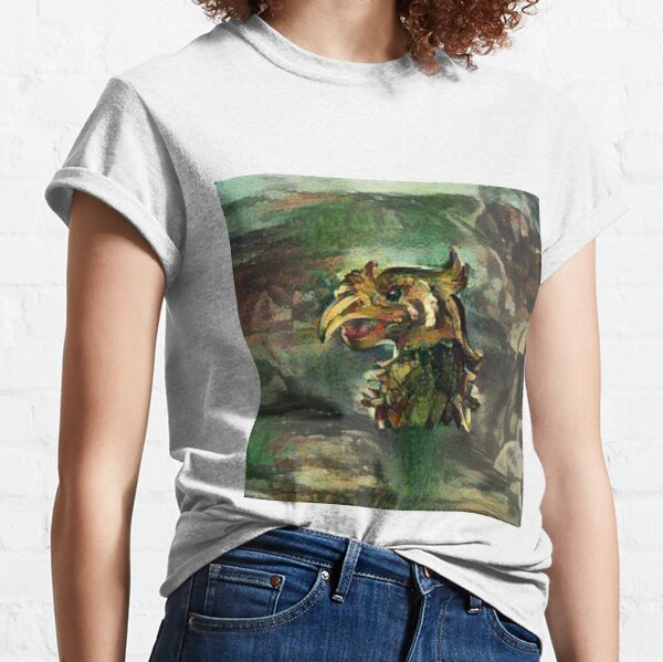painting, eagle Classic T-Shirt