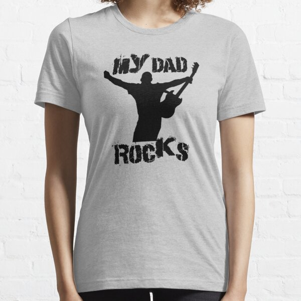 My Dad Rocks Father's Day Gift Essential T-Shirt