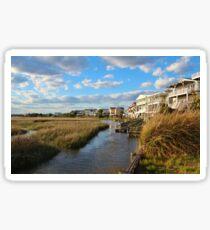 Coastal Marshes  Sticker