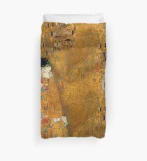 Klimt -  Woman in Gold - The Kiss Duvet Cover