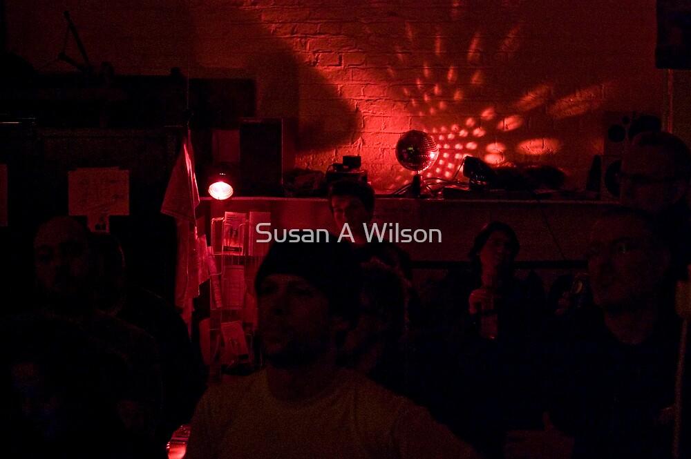 MES Gig - Brighton 03 by Susan A Wilson