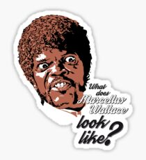 Jules Winnfield - Pulp Fiction Sticker