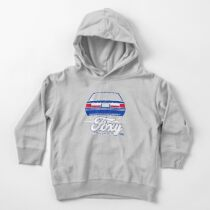 Foxy Body Ford Mustang Toddler Pullover Hoodie
