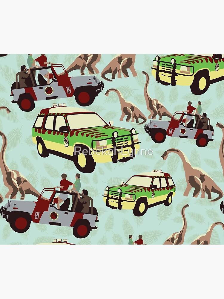 Jurassic Ride by RebekahLynne