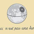 Ceci n'est pas une lune. by s2ray