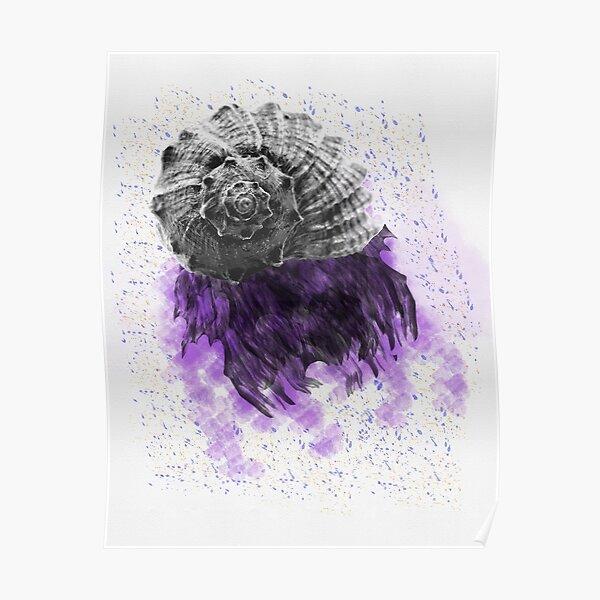 Purple Nightmare Poster