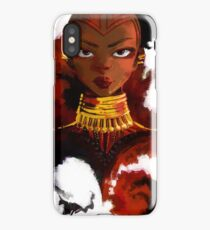 Okoye the Ultimate Bae iPhone Case