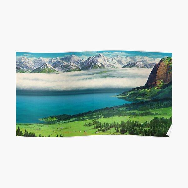 paysage Poster