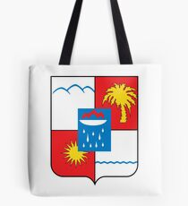 City of Sochi coat of arms, Russia Tote Bag