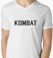 Mortal Kombat - KOMBAT X Men's V-Neck T-Shirt