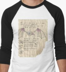 Book of Nightmares, The Observer Baseball ¾ Sleeve T-Shirt